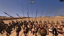 Rome Vs. Macedon: Total War Rome II