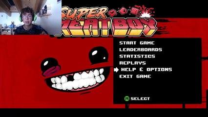 Super Meat Boy #1 - FattoriaFelice!