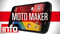 A novidade no Moto G é a possibilidade de montá-lo de acordo com o seu gosto no Moto Maker
