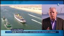 Les raisons de l'entente cordiale entre la France et l'Égypte