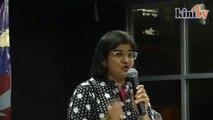 Ambiga: Derma Najib ditakrif 'rasuah' ikut Akta SPRM