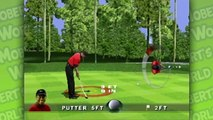 Tiger Woods 99 PGA Tour Golf PS1 (PSX) - TPC at Sawgrass, Hole 5-9 - Let's Play Tiger Woods Golf