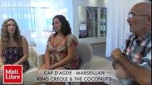 MARSEILLAN - CAP d'AGDE - 2015 - KID CREOLE & THE COCONUT'S