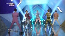 SHINee 샤이니_Front-Runner Stage  Dream Girl _KBS MUSIC BANK_2013.03.01