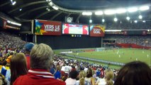 O'Hara's Goal - Fifa Women's World Cup Soccer - Montreal - June 30th, 2015 USWNT vs. Germany