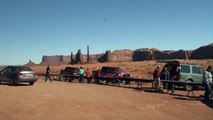 """Valley Drive in Monument Valley - 7. """"Totem Pole and Yei Bi Chei"""",  9. """"Artist's Point"""""""