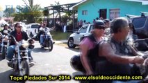 Tope Piedades sur 2014