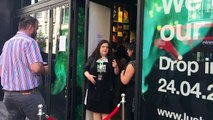 Lush Oxford Street Store Pre-Opening! - NEW FLAGSHIP STORE!