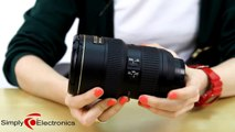 Nikon AFS 16-35mm f/4 G ED VR Lens Review and Hands-on | Simplyelectronics.net