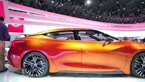 Nissan Sport Sedan Concept - 2014 Detroit Auto Show - Car Reviews