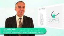 Jean-Luc Perraudin Responsable du MS Management des Systèmes d'Information