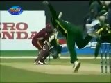 Shoaib Akhtar Great Wickets and Bouncers