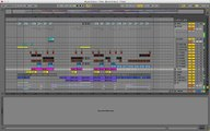 Ableton Live Electro House Template (T Rex)