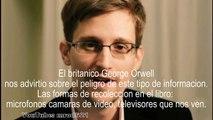 Saludo de Navidad 2013 ♥ Edward Snowden ♥ En Español ♥ Snowden Christmas message to US