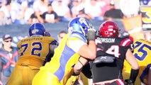 2014 San Diego State vs San Jose State Football Highlights