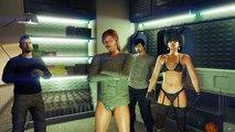 GTA 5 - Humane Labs Finale - (PS4 Weltrekord 10:38) Elite mit United Tacticals Crew -UNTA-