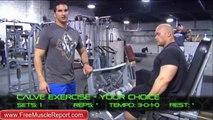 Ben Pakulski Hypertrophy Max (BEST calves workout)