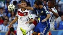 Relato de Fantino Gol Mario Götze Alemania vs Argentina 1-0 Mundial Brasil 2014