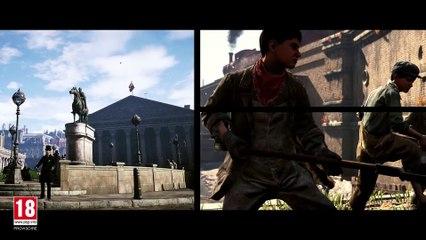 Gamescom 2015 Les Jumeaux de Assassin's Creed Syndicate