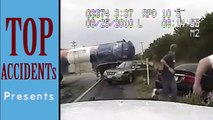 Amazing Truck Crash Now With sound CRAZY Truck Crashes, Truck Accidents compilation