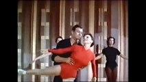 """Cyd Charisse - First Dance in """"Meet Me In Las Vegas"""" 1956"""