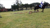 Jumping 65cm for 1st Time