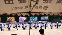 益田高校運動会