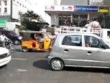 Inde-traverser-route