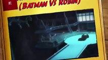 Nightwing Vs Robin (Batman Vs Robin)