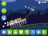 Bad Piggies HD -hovercraft has a friend for going up hills