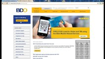 How to Pay Credit Card Bills and SmartBro Account Using Banco de Oro Online Banking
