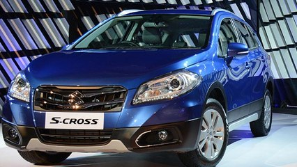 Maruti Suzuki S-Cross Launched | Prices Start at Rs. 8.34 lakh