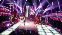 Girls' Generation 소녀시대_Front-Runner Stage  I GOT A BOY _KBS MUSIC BANK_2013.01.18