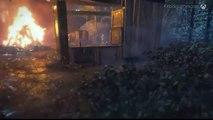 Rise of the Tomb Raider : gameplay Gamescom