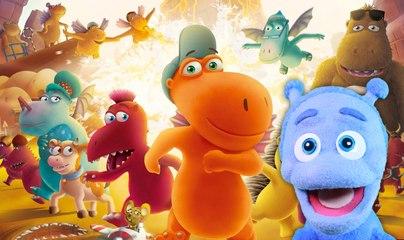 Koko Smoko - piękna bajka dla dzieci - Ubu ogląda bajki dla dzieci