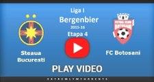 Liga I Bergenbier 2015-16 / Etapa 4 / Botoșani vs Steaua București / Digi Sport 1 Repriza 2