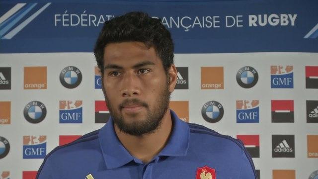 Rugby - CM - Bleus : Vahaamahina «Notre corps encaisse bien»