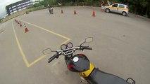 Moto Escola - Simulação da prova do Detran RJ Auto Escola categoria A