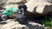 RC ADVENTURES  - RC ROCK CRAWLING 2010 SUMMER SERIES COMPETITION - 1/10th SCALE
