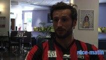 """OGC Nice : Paul Baysse """"Fier de porter le maillot rouge et noir"""""""