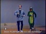 """Didier FLOCH : """"Le croco des bambinos"""" (émission sur FR3 Lorraine Champagne Ardenne en Avril 1988)."""
