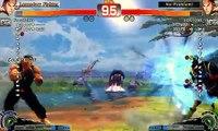 Ultra Street Fighter IV: EDU_ONE_ (RYU) vs Fred Lima (RYU)