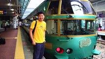 2014日本北九州鐵道之旅 JAPAN JR KYUSHU TRAINS