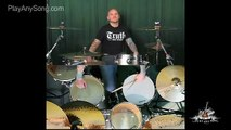 Smells Like Teen Spirit - How to Play Smells Like Teen Spirit by Nirvana on Drums