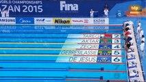À 10 ans, elle devient la plus jeune nageuse de l'histoire