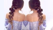 3 Cute & Easy Back-to-School Hairstyles   MakeupWearables Hair Tutorial