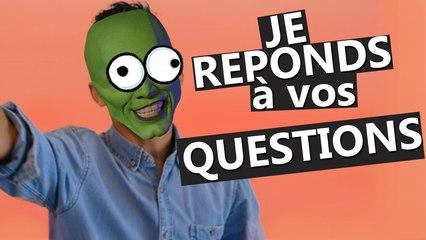 CHRIS REPOND A VOS QUESTIONS