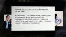 canadian work permit + working visa canada | working permit canada