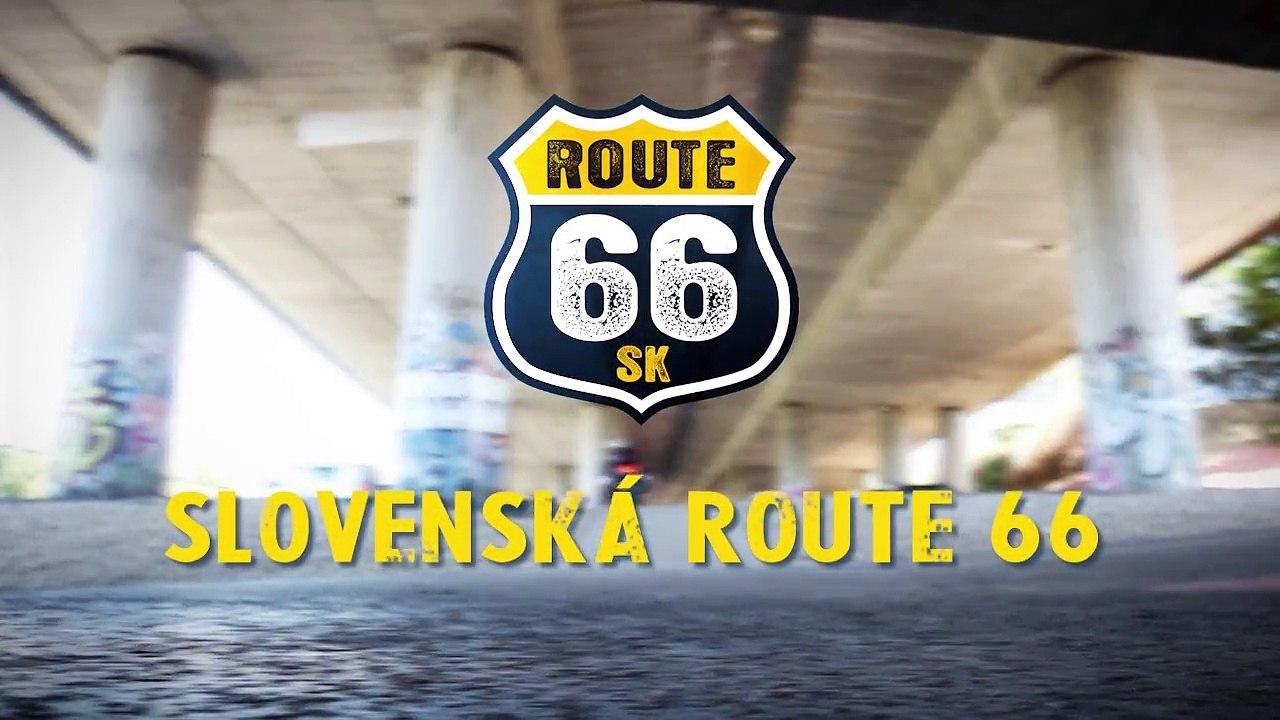 UNIKÁTNY VIDEOPROJEKT: Prejdite s nami na motorke slovenskú route 66