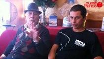 Interview du guitariste de la Isla de la fantasia aux Escales de Saint-Nazaire